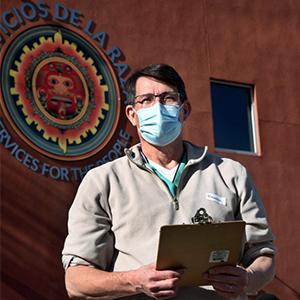Dr. Ricardo Gonzalez-Fisher of Servicios De La Raza