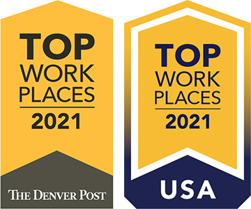 Clinica Top Workplaces Award